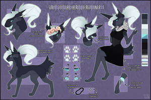 Ari Reference by Arialli