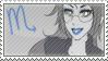 Stamp: Vriska by Michiru-Mew