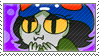 Stamp Meow by Michiru-Mew