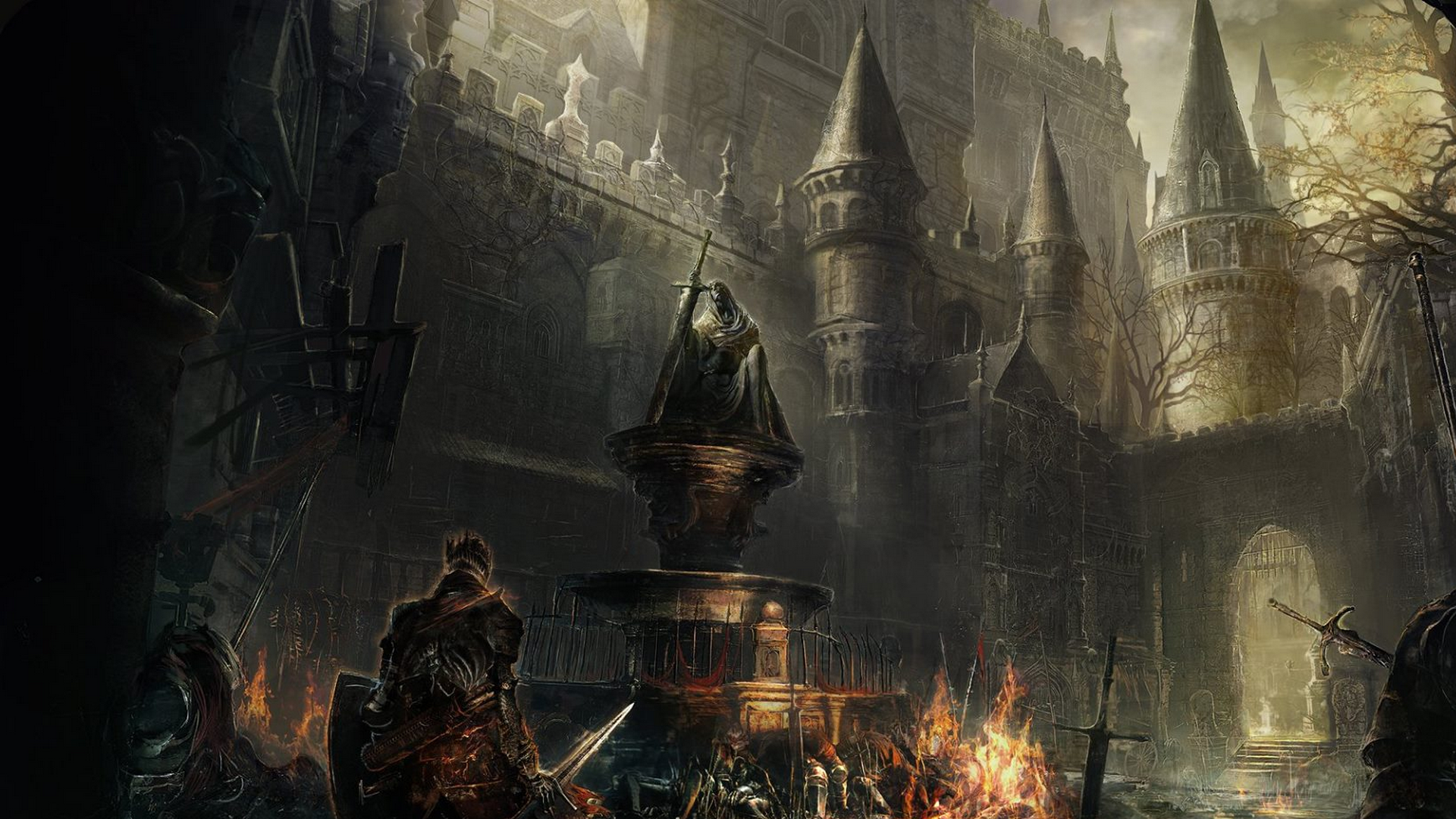 Dark Souls Iii Wallpaper 2 By Wretched Stare On Deviantart