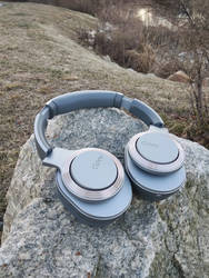 Cleer Audio's FLOW hybrid ANC headphones by Wretched--Stare