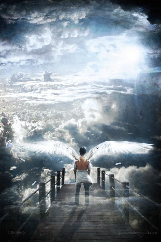 I am Angel by YujiSakai