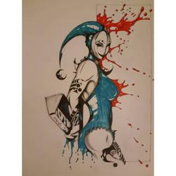joker blue