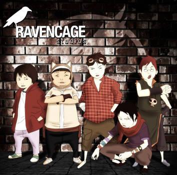 Ravencage Artists by MaHenBu
