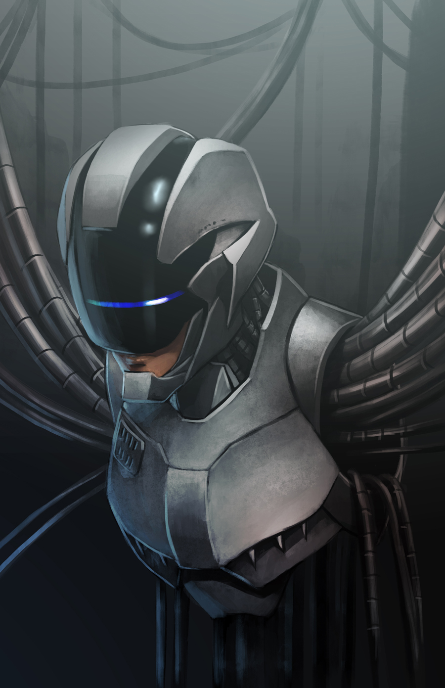 Robocop by MaHenBu