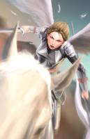 Jeanne 'D Arc by MaHenBu