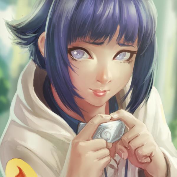 Hinata Hyuga by MaHenBu
