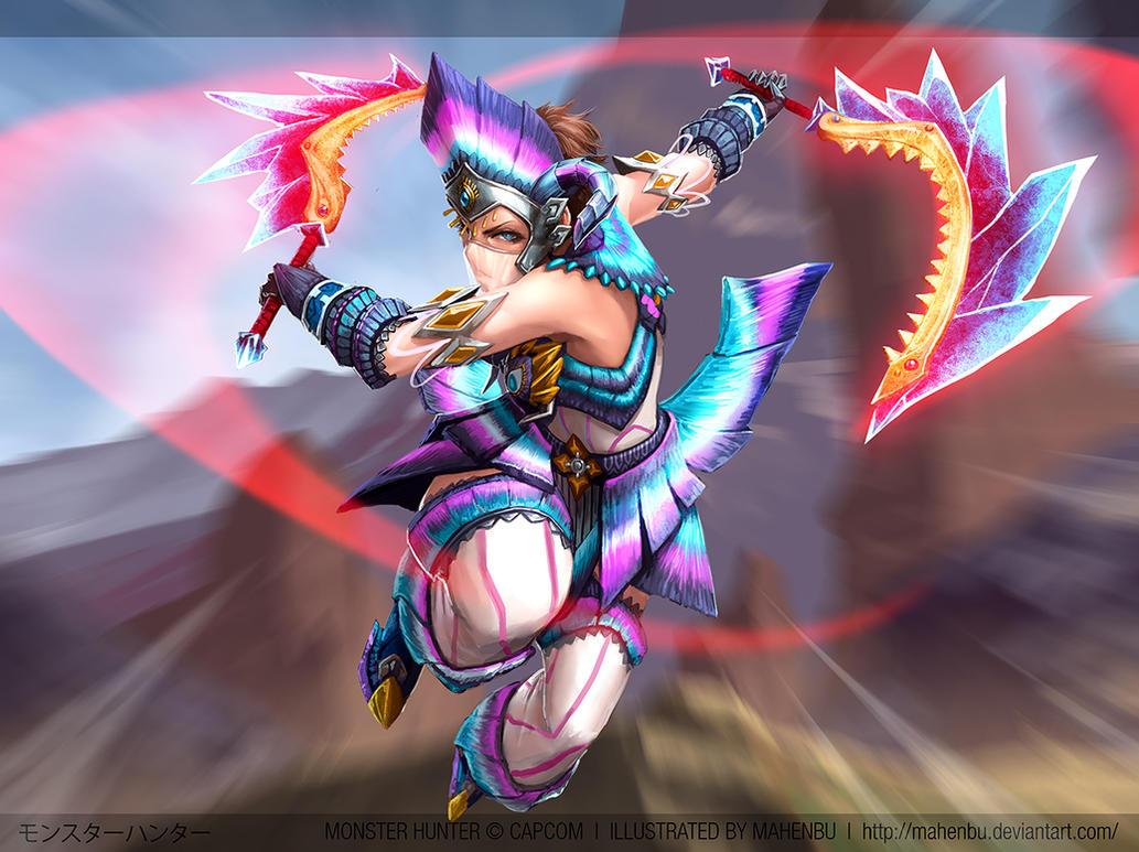 Monster Hunter 4 Ultimate by MaHenBu