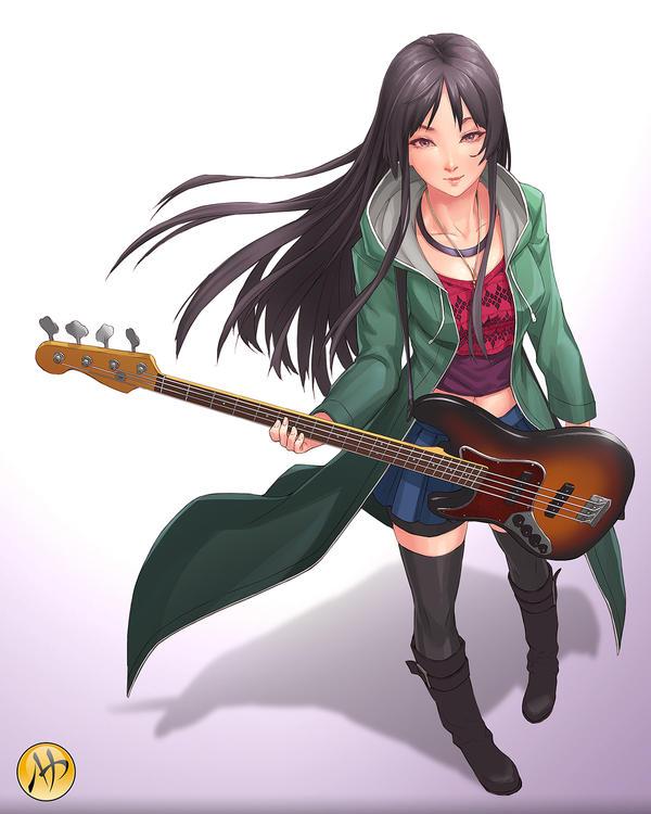 Mio Akiyama by MaHenBu