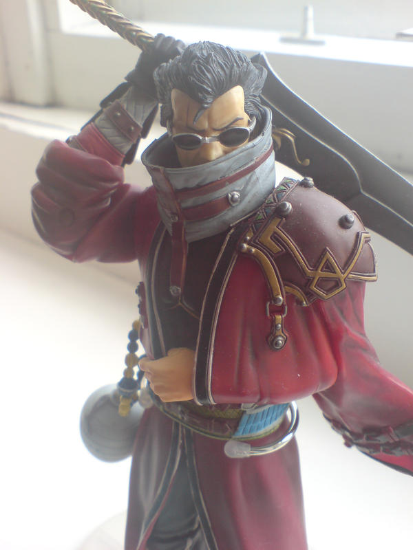 Auron Playarts by l3xxybaby