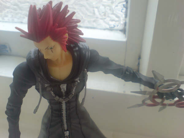 Axel Playarts by l3xxybaby