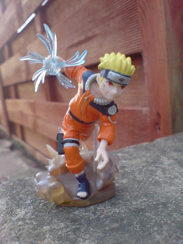 Naruto Rasengan Model by l3xxybaby
