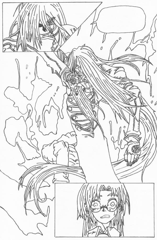 Hellsing Scene by l3xxybaby