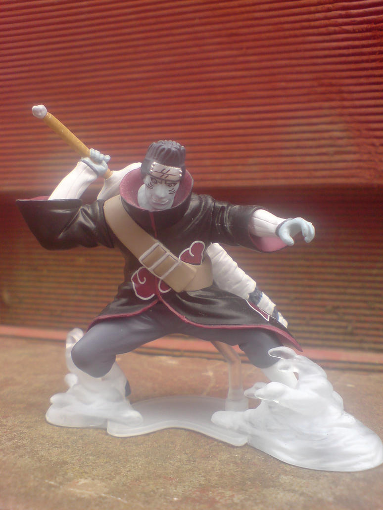 Kisame Member Of The Akatsuki by l3xxybaby