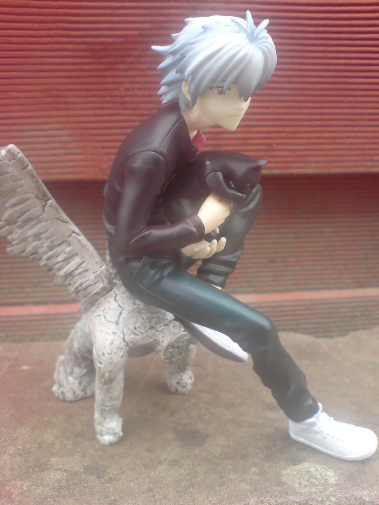 Kaworu Nagisa Evangelion Pic 2 by l3xxybaby