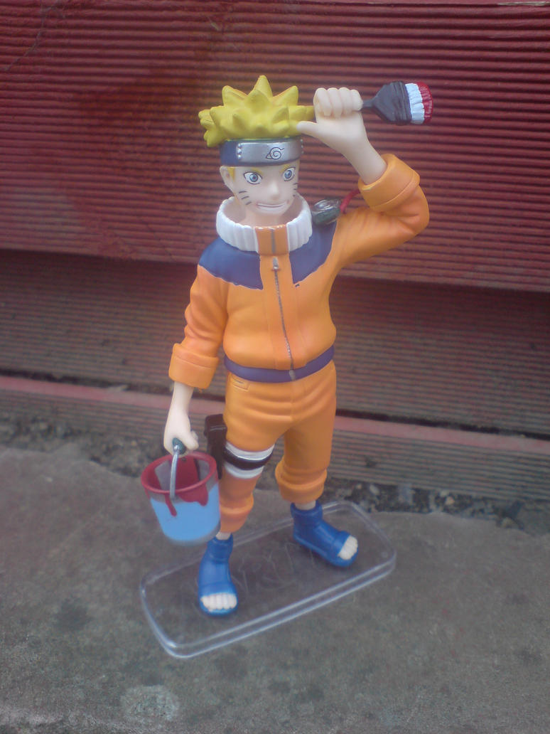 Naruto Delux Model by l3xxybaby