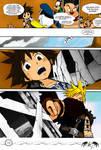 Kingdom Hearts Manga C25 color