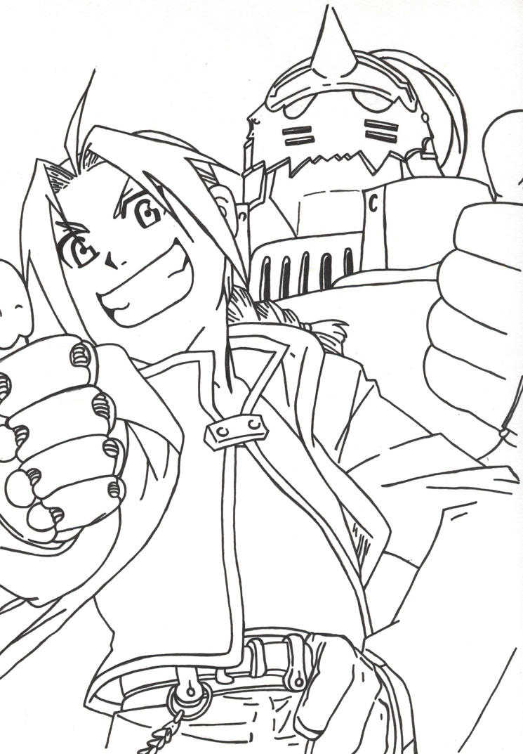 Thumbs Up Lineart by l3xxybaby