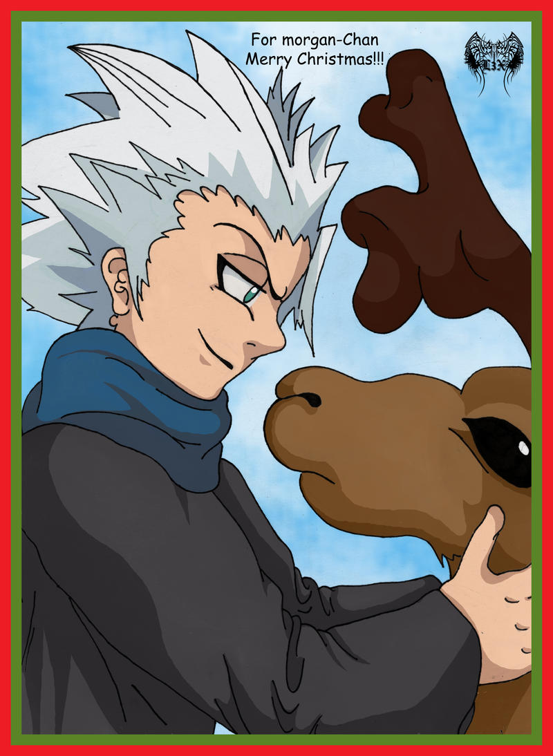 Toshiro Makes a Friend Request by l3xxybaby