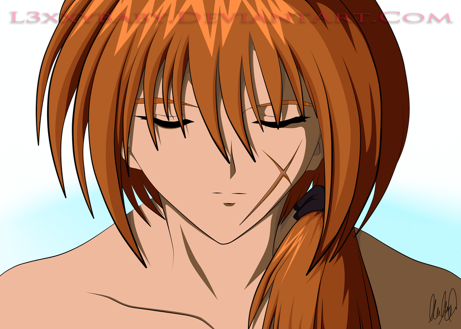 Image Result For Rurouni Kenshin Coloring