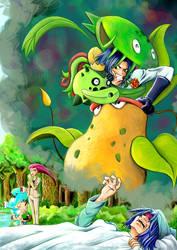 james's nightmare by badafra