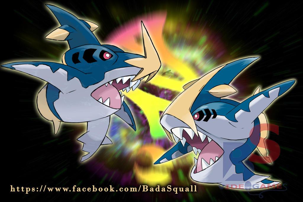 Fake mega evo mega sharpedo by badafra on deviantart - Pokemon x raichu mega evolution ...