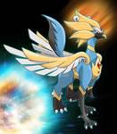 pokemon ancient times - Griphon