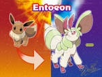 eevee Bug evolution - Entoeon