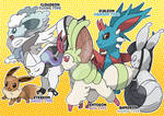 Eevee fake evolution