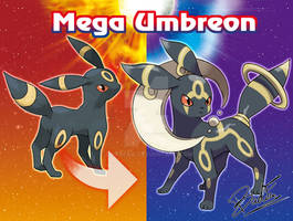 Mega Umbreon