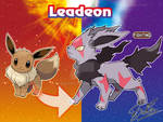 eevee Fighting evolution - Leadeon