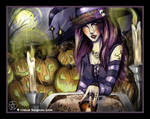 Samhain: A Night Among Spirits by Solitaire-Me