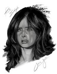 Jessica Jones - Private Investigator by StarrySigyn