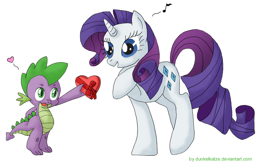 Hearts and Hooves Day II by Dunkelkatze