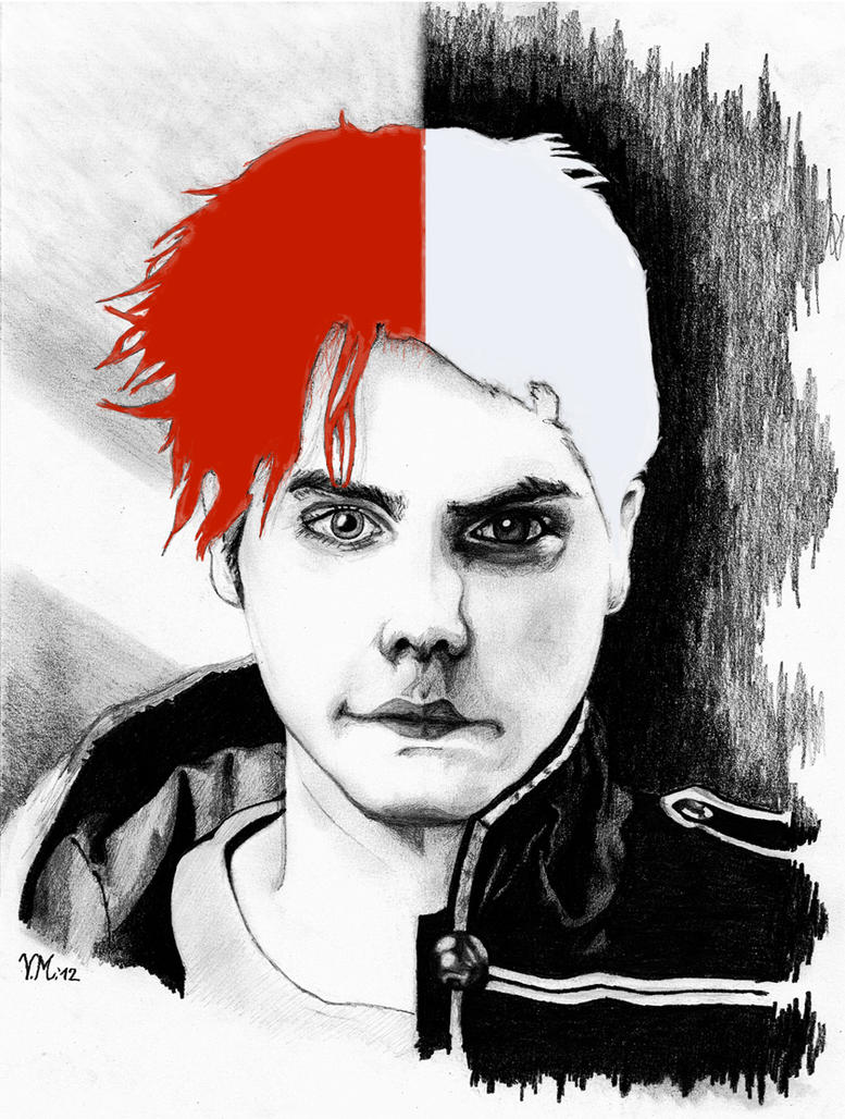 Gerard Way by Dunkelkatze on DeviantArt