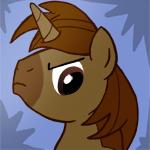 Pony Icon :Commission: by Dunkelkatze