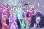 Oc training- Prom by bertalina