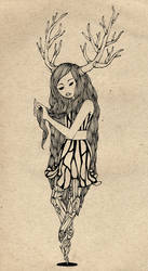 Deer Dear by rhuu