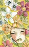 Flower Child by rhuu