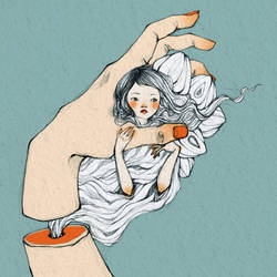 Holding Closely by rhuu