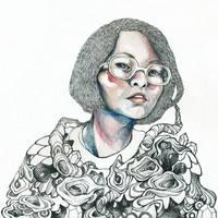 Self Portrait by rhuu