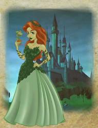 Disney Princess Poison Ivy