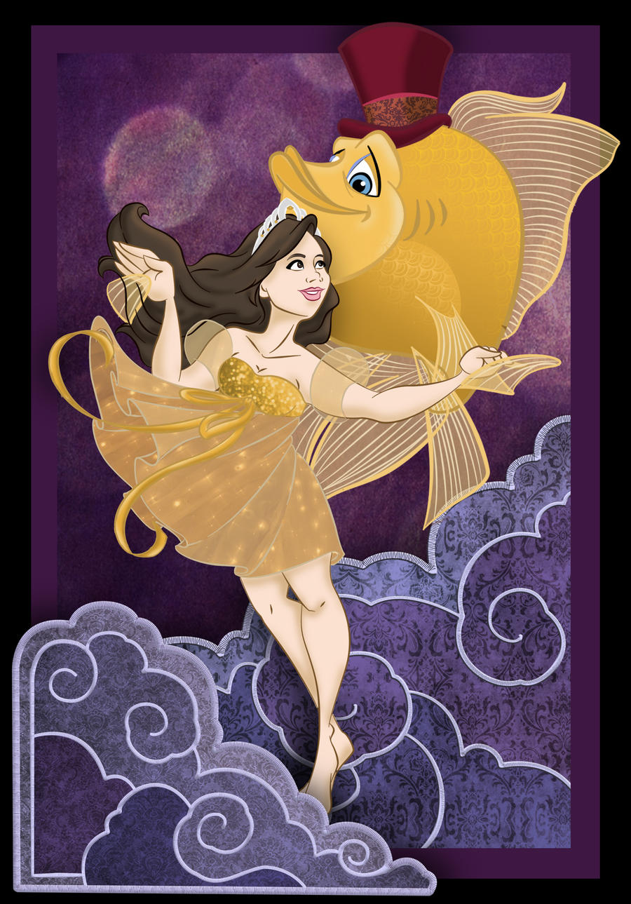 I Dance With My Goldfish by BrowncoatFiction