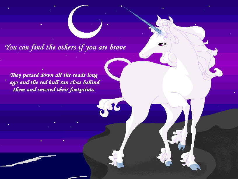 Last Unicorn by BrowncoatFiction