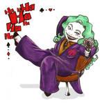Joker Cat