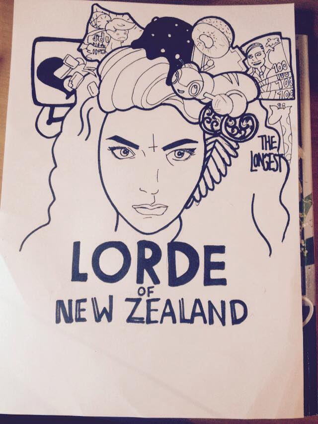 Lorde of New Zealand by zimbauka