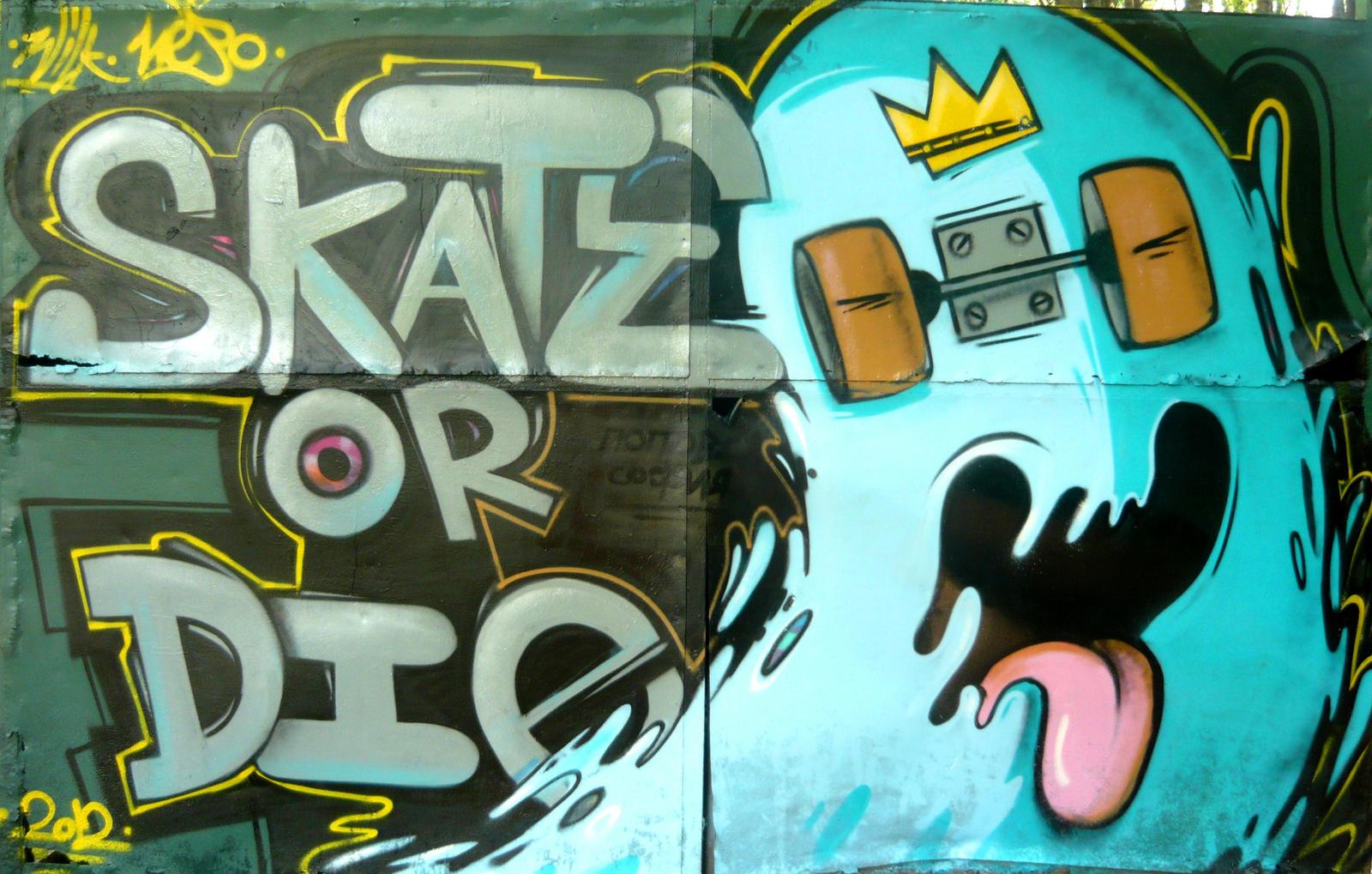Skate or Die by