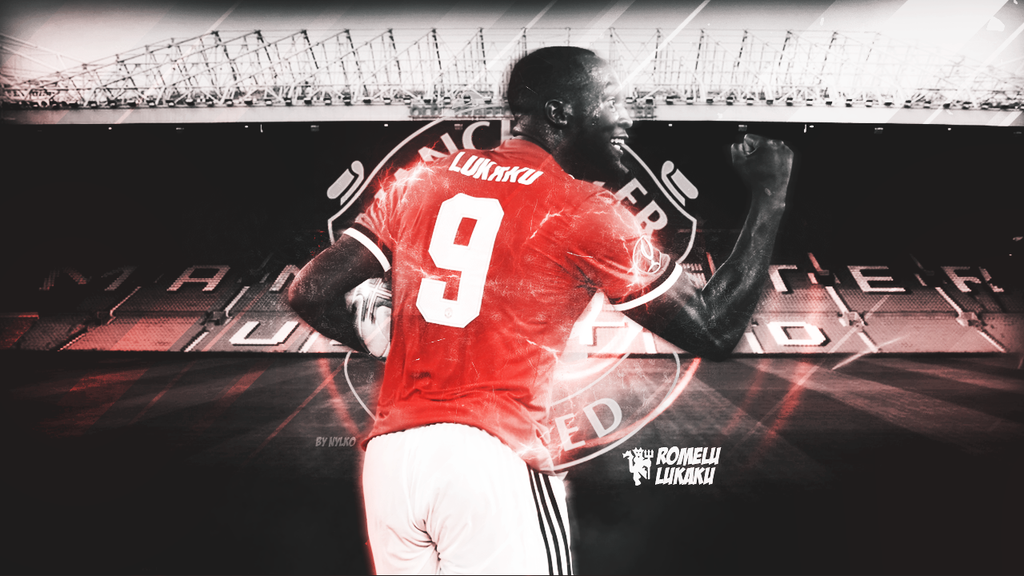 Wallpaper Romelu Lukaku By Nylko On DeviantArt
