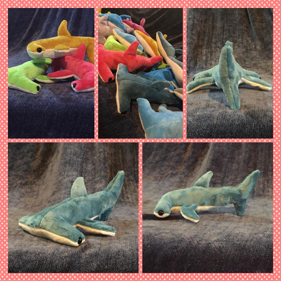 Hammerhead Shark by simplychicgeek