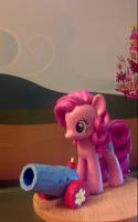 Pinkie's Party Cannon by moparchallenger